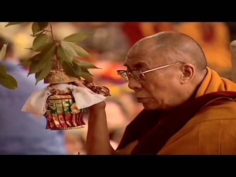 Objections to Dalai Lama visit