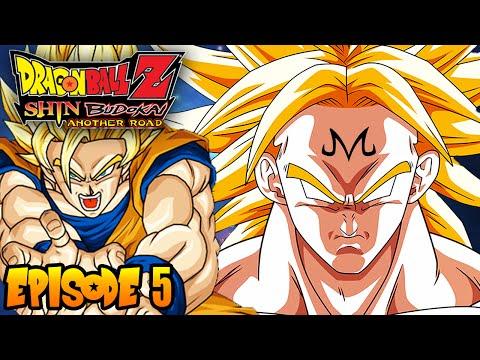 Dragon Ball Z - Shin Budokai: Another Road - Episode 5