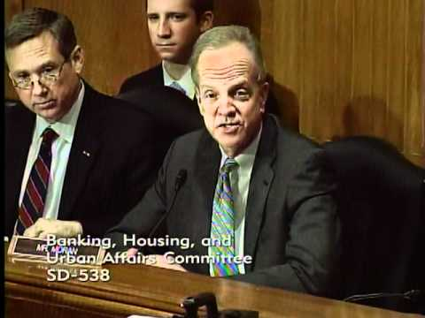 Senator Moran Questions Secretaries Geithner and Donovan