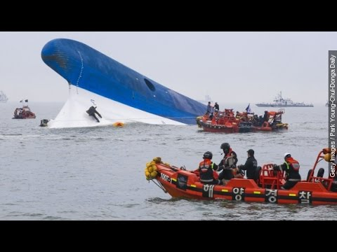 South Korean Ferry Captain Sentenced To Life In Prison