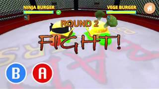 Bad Burgers iOS Game On App Store