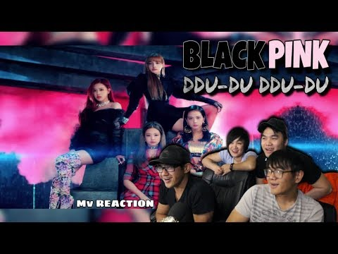 BLACKPINK -  '뚜두뚜두 (DDU-DU DDU DU)' | Mv REACTION (3x)