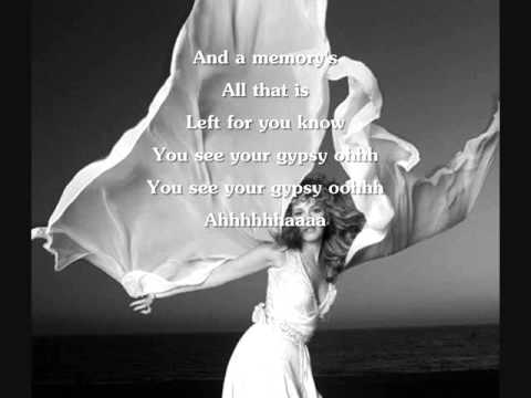 Gypsy Fleetwood Mac Lyrics