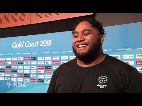 Commonwealth Games 2018 : Meet NZ's Big Bear