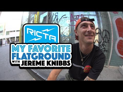 Skateboarding in Barcelona: Jereme Knibbs | Switch Frontside Bigspin