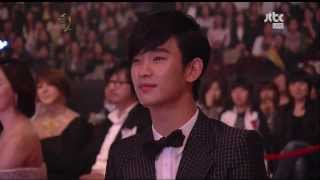 [Awards] 48th Baeksang Art Awards | Kim Soo Hyun cut
