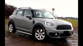 2019 Mini Countryman Review