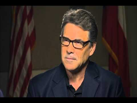Governor Rick Perry Interview