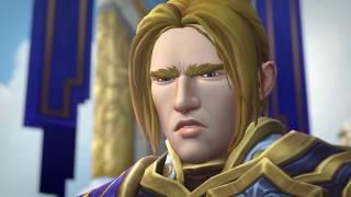 Legion Epilogue Alliance Cinematic | 7.3.5 Patch | World of Warcraft Legion | New Cinematic