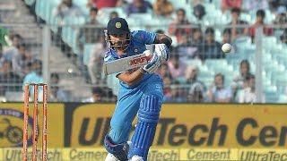 Virat Kohli's reaction on Rohit Sharma's 264 vs Srilanka