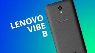 Lenovo Vibe B [Análise]
