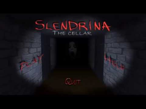 SLENDRINA - THE CELLAR ANDROID GAMEPLAY