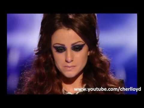 Cher Lloyd sings