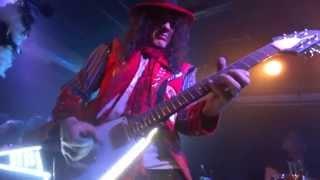ADAM BOMB I want my heavy metal BRIN DE ZINC BARBERAZ CHAMBERY 2013