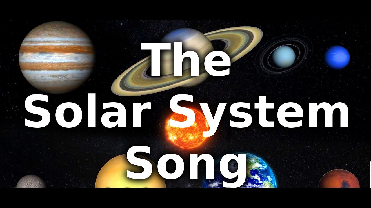 The Solar System song - YouTube