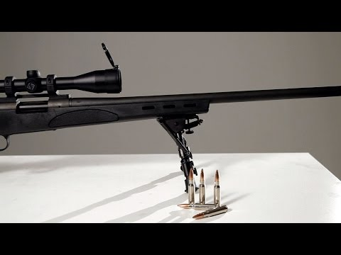 Assemble & Disassemble a Remington 700   Gun Guide