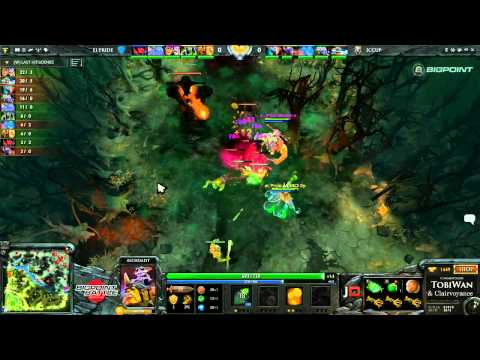 iCCup vs Lions Pride Game 1 - Bigpoint DOTA 2 Battle - TobiWan