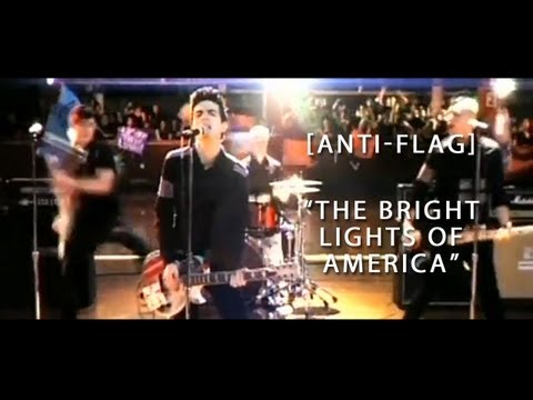 Anti Flag - The Bright Lights Of America