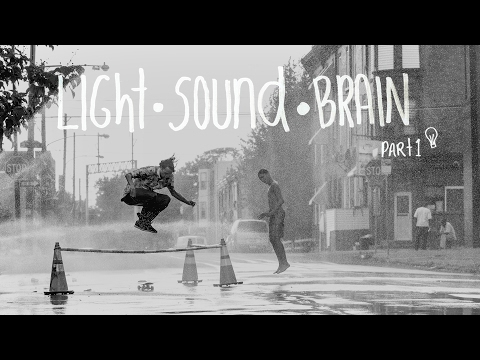 "Evan Smith's ""LIGHT.SOUND.BRAIN"" Part 1: Light"