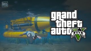 GTA 5 Online: Underwater Submarine Location Guide (GTA V)