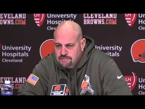 Browns' Mike Pettine on Johnny Manziel's rookie performance in NFL debut
