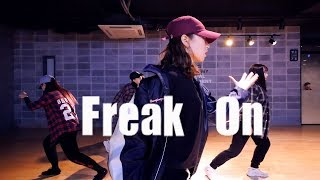 Teyana Taylor ft.Chris Brown-Freak On / choreography by BADA