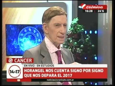 Horangel contó signo por signo que nos depara el 2017 (2da parte)