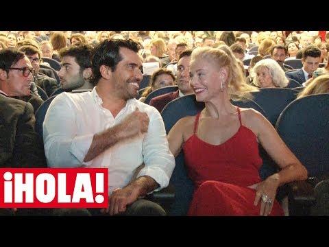 BELÉN RUEDA y su novio, FRANCIS MALFATTO, hacen 'gala' de su amor
