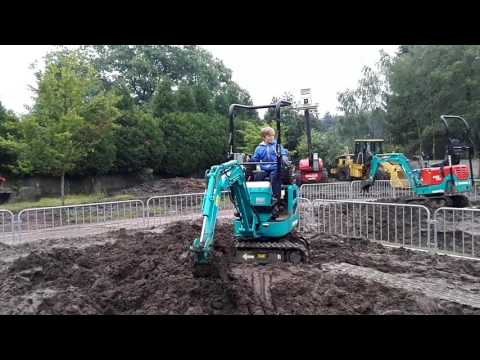 Mini Excavator SUNWARD SWE08B