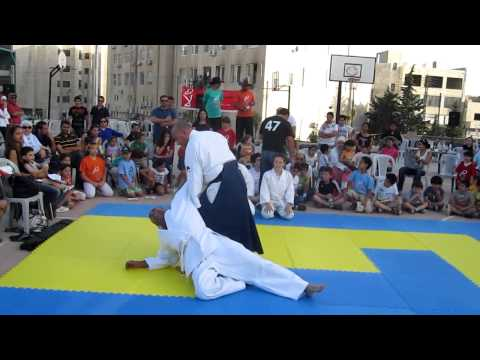 Demo Aikido No Smoking Day  31 May 2013