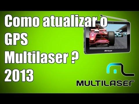 Como atualizar o GPS Multilaser ? (Gratuito)