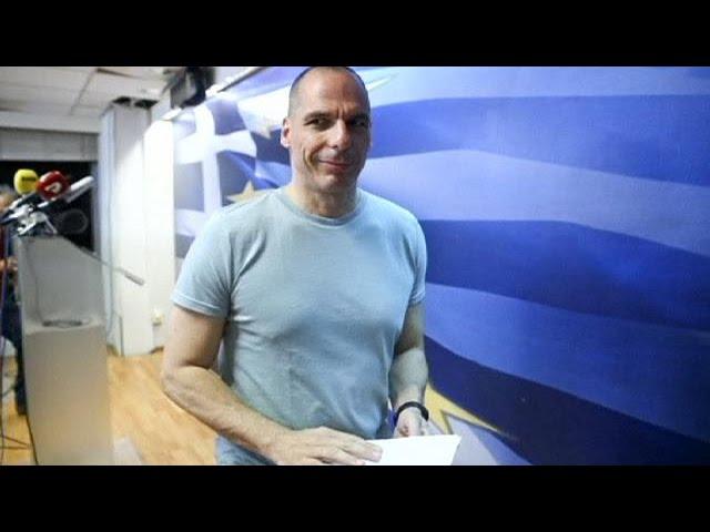 Grèce : le plan B de Varoufakis - economy