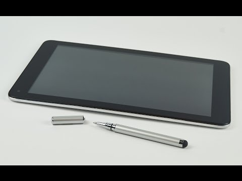 Review des Odys Lux 10 Android Tablet