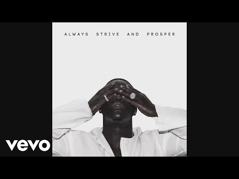 A$AP Ferg - World Is Mine (Audio) ft. Big Sean