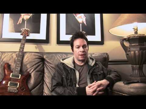 Pete Loeffler on PRS Guitars - Chevelle All Access