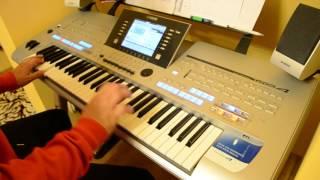 Kolęda - Bóg Się Rodzi - My Version - Yamaha - Tyros 4
