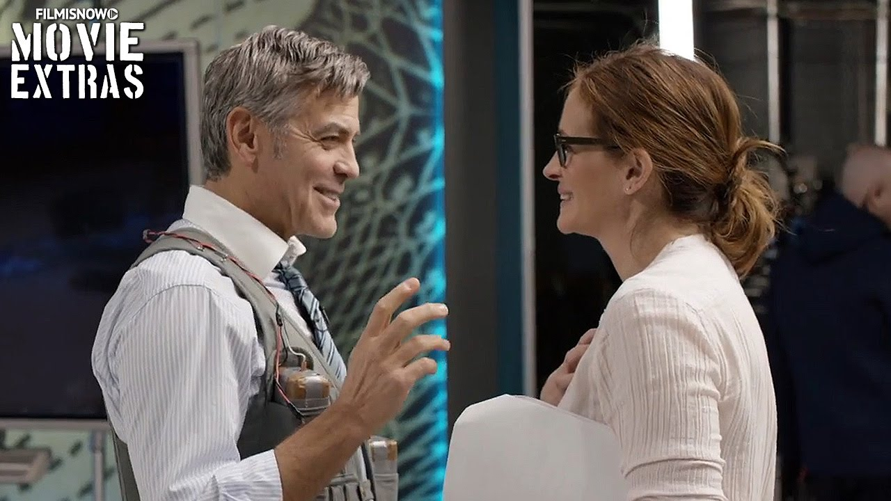 Go Behind the Scenes of Money Monster (2016)