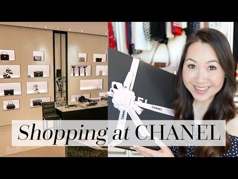 Buying my last Chanel Bag!? Shopping in London Vlog & Reveal!