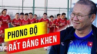 ĐT Việt Nam được hỗ trợ đặc biệt, thầy Park tìm được nhân tố mới