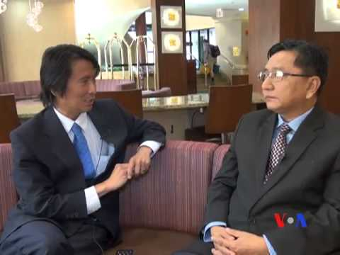 VOA's Interview with U Aung Soe - Burma's Economy