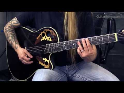 Lesson Guitar - Major Chords And Scales