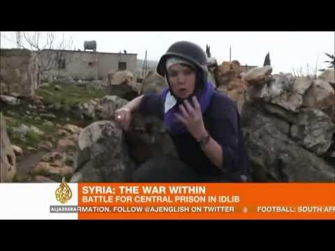 Syrian army seeks to retake Idlib prison - Al Jazeera English