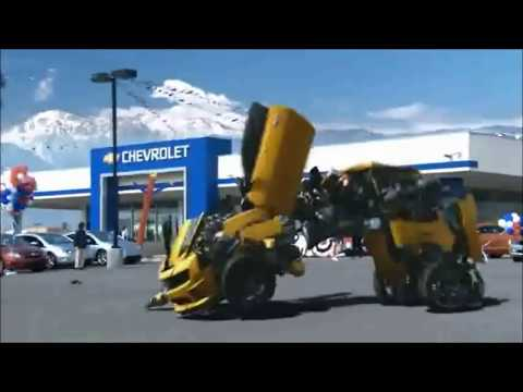 Transformers 3 Dark Of The Moon Super Bowl XLV Chevy Commercial ~ EastwoodClinton Movie News Updates
