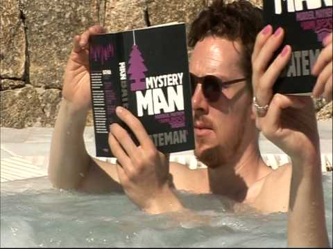 Actor Cumberbatch Benedict at Mykonos Grand Hotel B