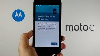 MOTO C Mover O Transferir Aplicaciones A La Micro SD  HD