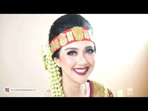 TUTORIAL Wedding Pengantin Batak Toba   Puji Antari Makeup