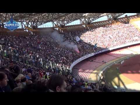 Napoli-Roma 2-0: tutta la partita, prima e dopo con i Tifosi !