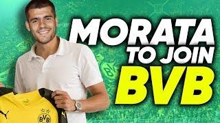 """Alvaro Morata Should Join Borussia Dortmund Because..."" | #SundayVibes"