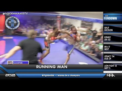 Inside MMAs Best of the Week Featuring the Usain Bolt Punch