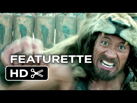 Hercules Featurette - Armed For Battle (2014) - Dwayne Johnson, Ian McShane Mythology Movie HD